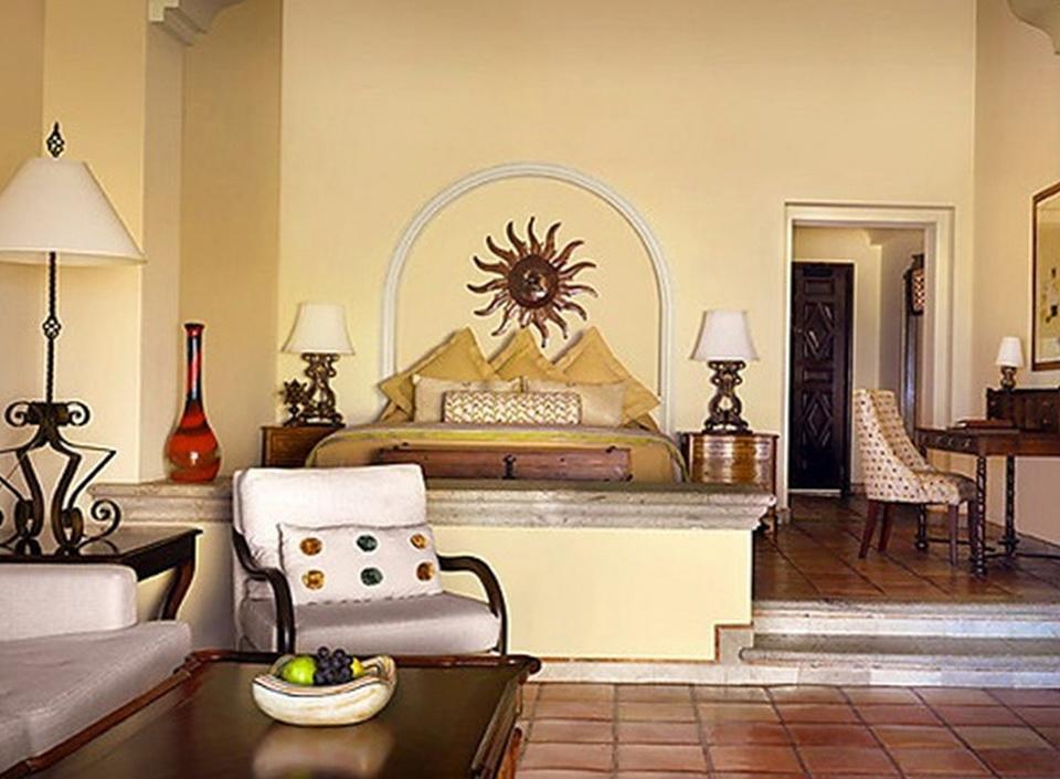 15 design ideas bedroom colonial-style   Home Interior Design ...