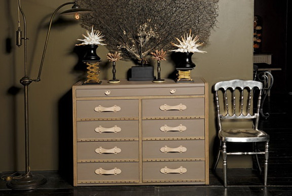 5-large chest of drawers