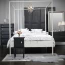 8-metal bed