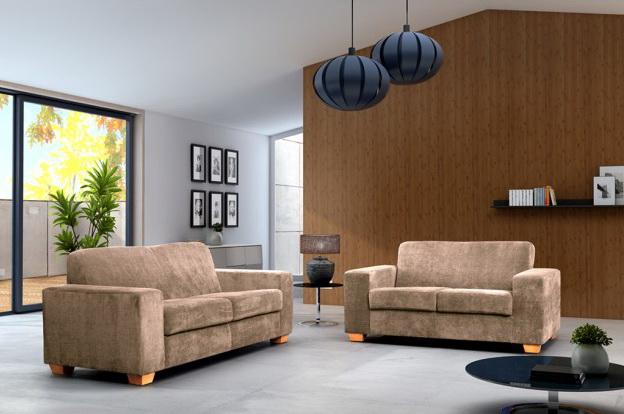 Milano Sofa in living room
