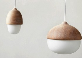 1-the-acorns-in-the-interior-and-beautiful-lamps