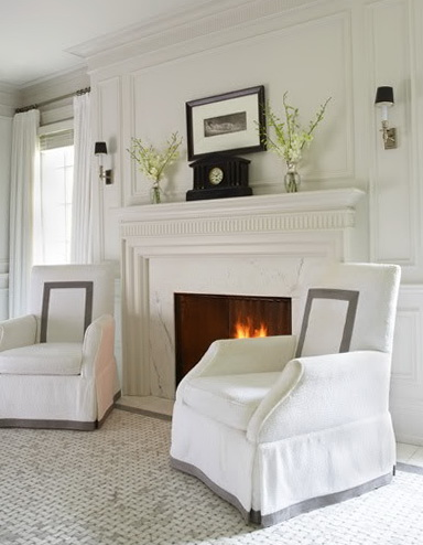 classic stylish fireplaces in the interior home interior