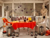 10 dining tables for Halloween