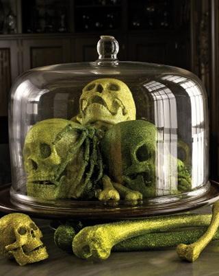 Halloween Interior Design the interior skulls for halloween | home interior design, kitchen
