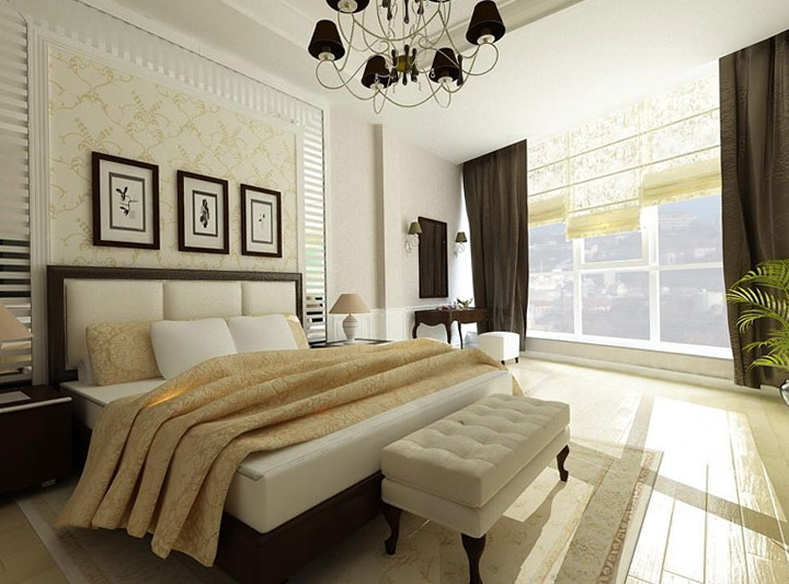 2-bright bedroom