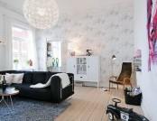 Beautiful Swedish apartment