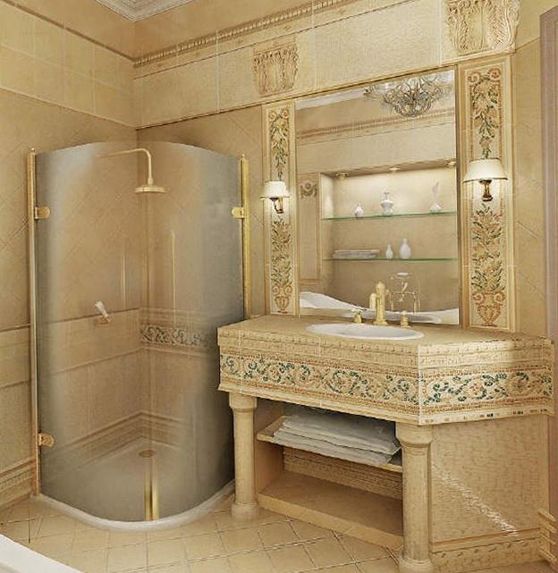 Classic In A Modern Interior | Home Interior Design, Kitchen And