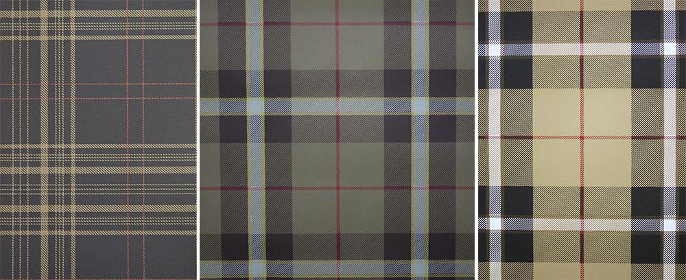 2-tartan pattern