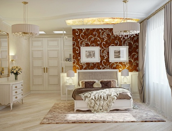 20 amazing bedrooms in different styles | Home Interior Design ...