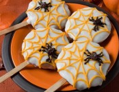 25 ideas delicious and beautiful dishes for Halloween