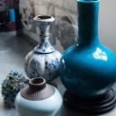 3-blue vase