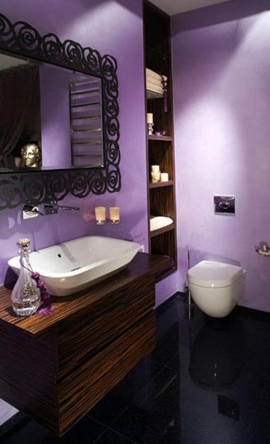3-purple walls