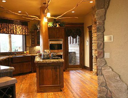 3-wooden kitchen