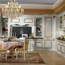 4-kitchen in classical style