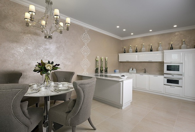 5-beautiful kitchen