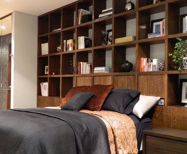 5-brown shelves