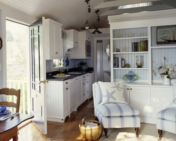 5-kitchen in a marine style