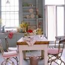 5-narrow dining table