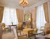 Classic in a modern interior