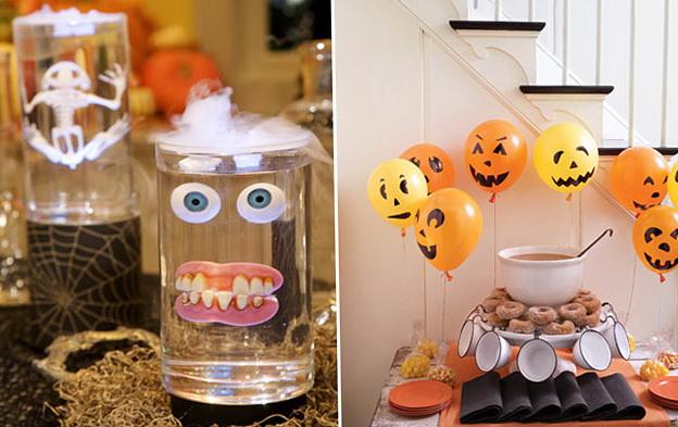 5-strange things on Halloween