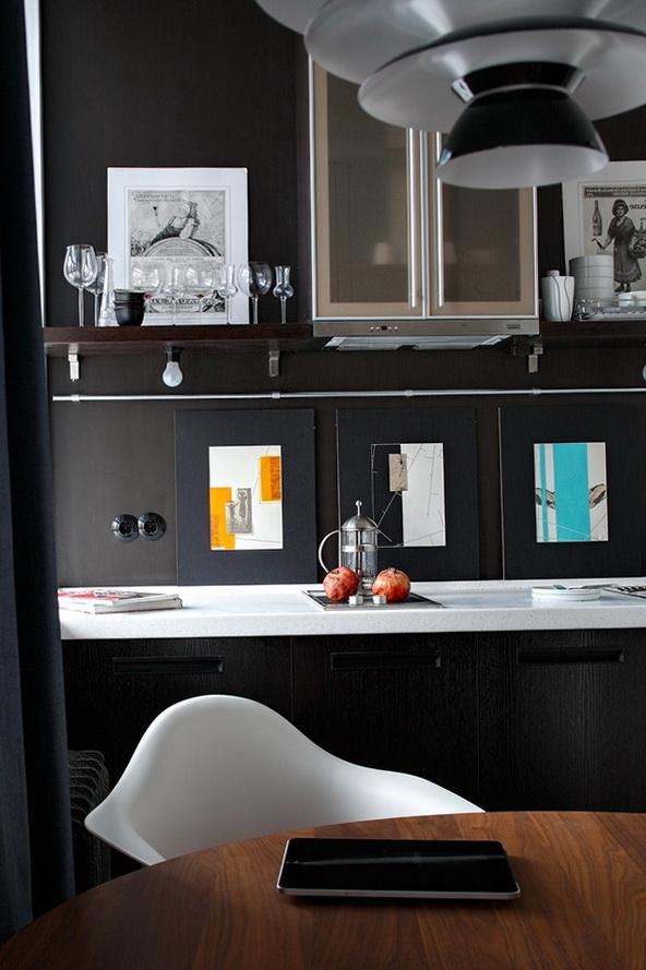 6-black kitchen
