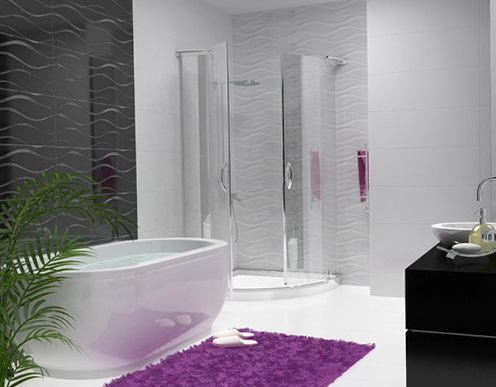 6-purple mat