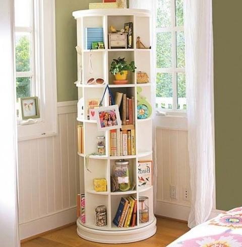 7-round shelf