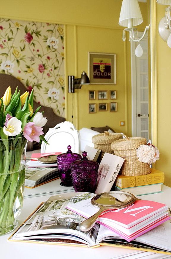 Bright Interior Design Apartment Home