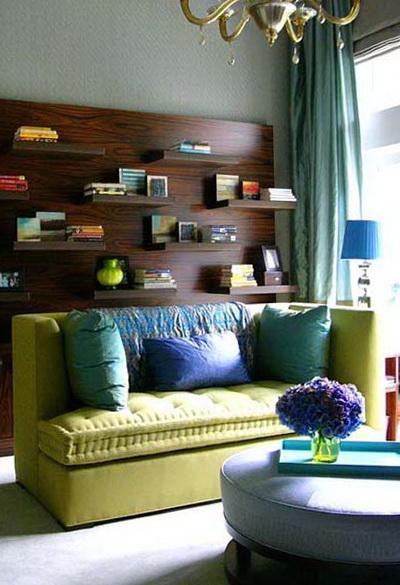 9-Wall shelves