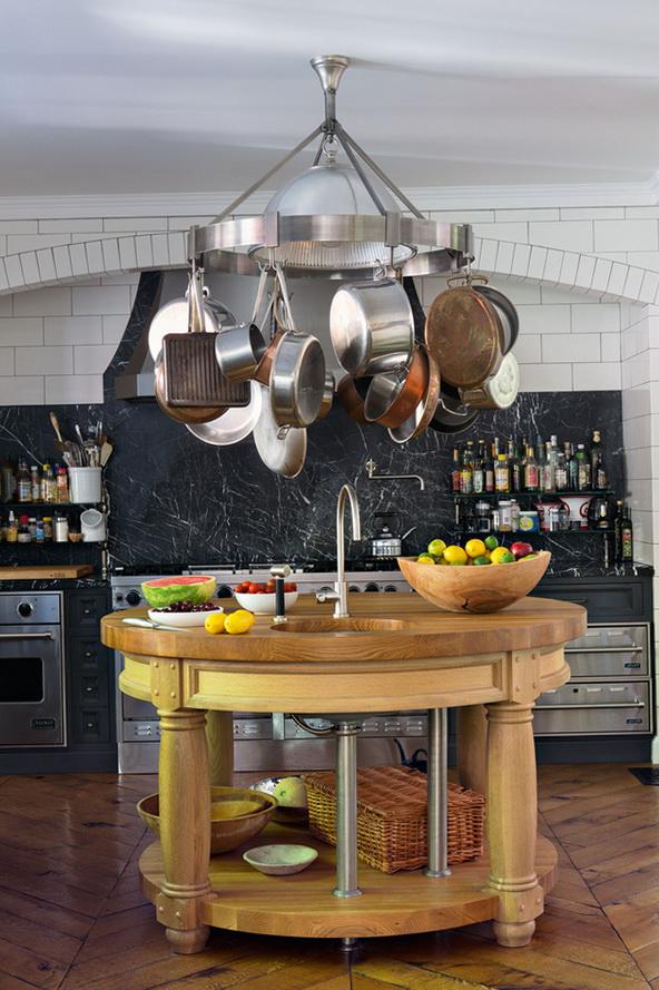 9-comfortable kitchen