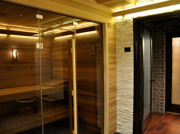 Comfortable Apartment In The Sauna Home Interior Design