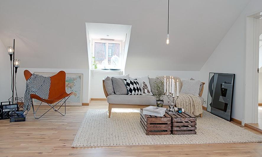 1-attic room