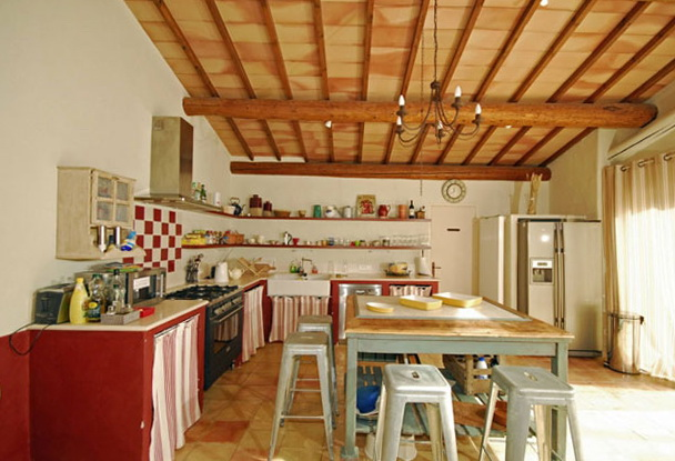 The Interior In The Style Of Provence Home Interior Design Kitchen And Bat
