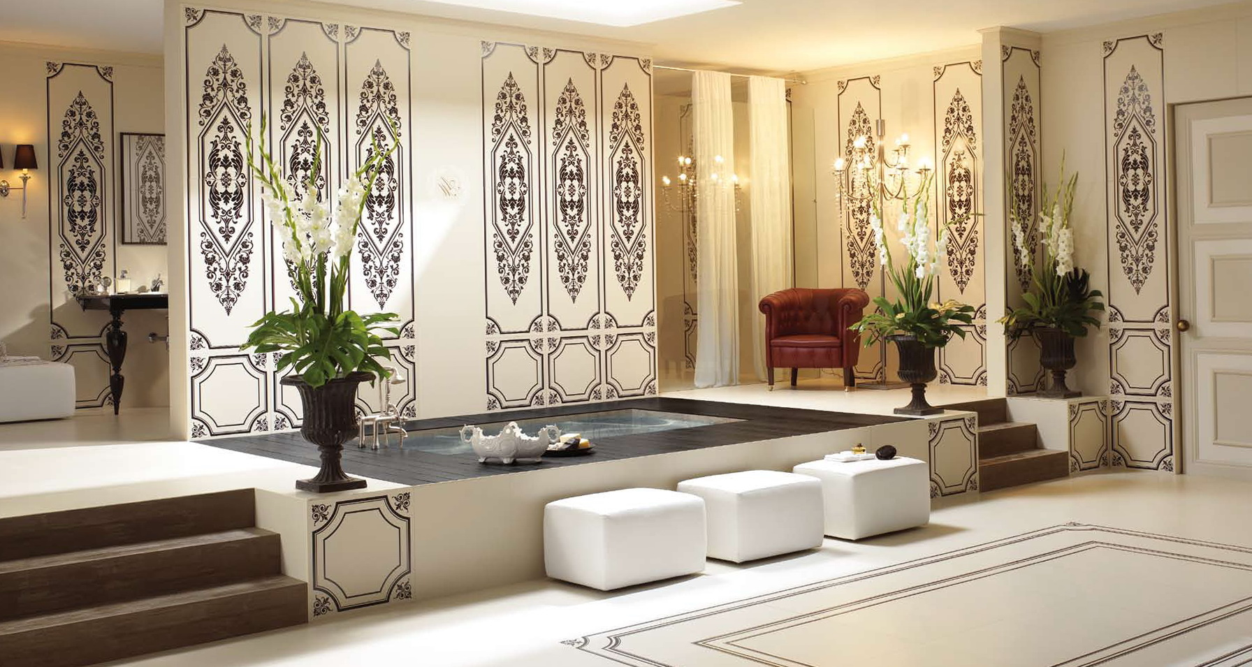 how to use the tiles in the interior | home interior design