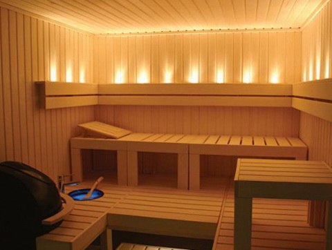 Each Pattern Begins With A Steam Bath And Its Interior Should Be To Equip Very Comfortable Cozy The Sauna All Harmonious