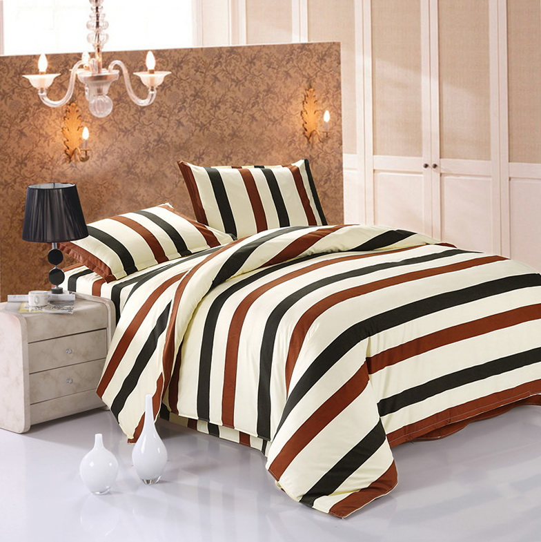 1-striped duvet cover