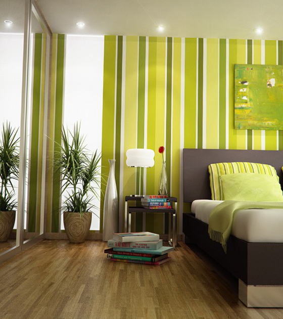 1-the-green-color-in-the-interior