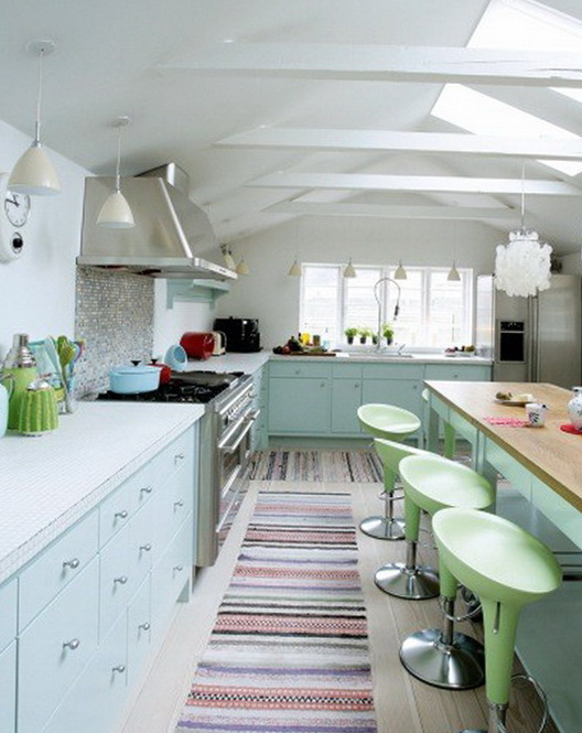 Bright Kitchen Interior Natural Nuance Bright And Beautiful Kitchen Home Interior Design Kitchen And