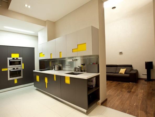 2-large spacious kitchen