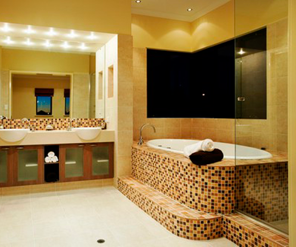 mosaics in the bathroom home interior design kitchen and bathroom