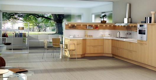 3-beige kitchen