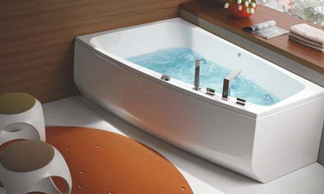 3-interesting shape bath