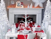 Christmas Design festive table