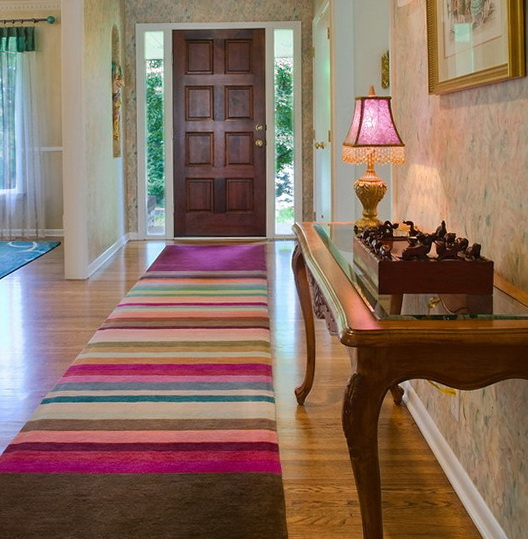 3-striped rug