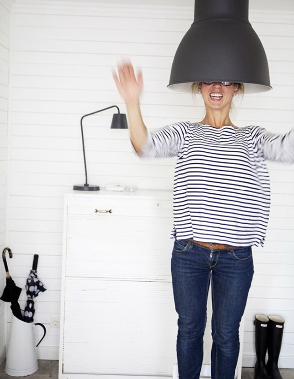 3funny lamp