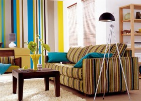 4-Striped wallpaper