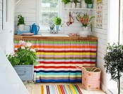 Bright and beautiful kitchen