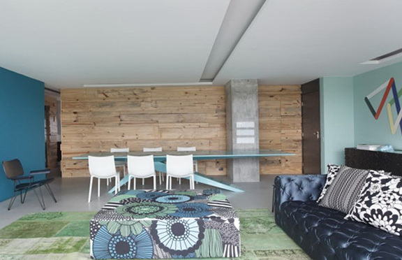 4-wooden wall