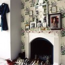 5-fireplace for shoes