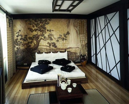 6-Japanese bedroom